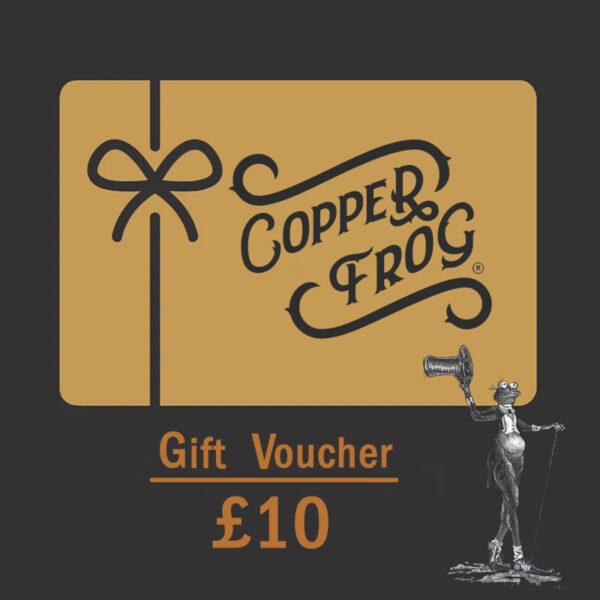 Copper Frog £10 Voucher
