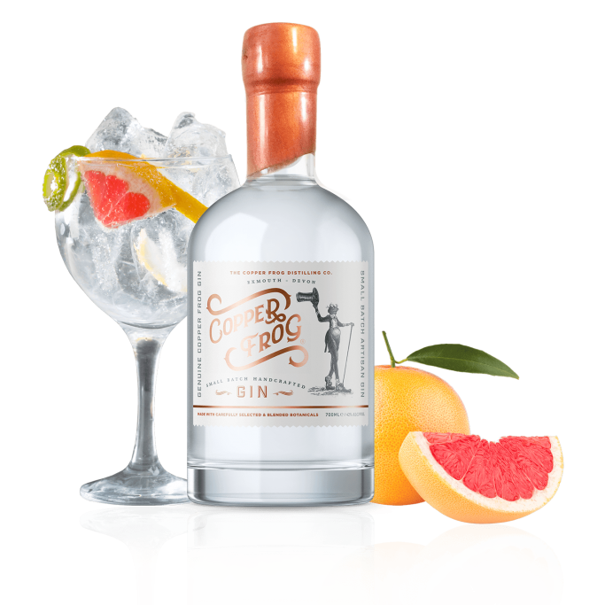 Copper Frog London Dry Gin